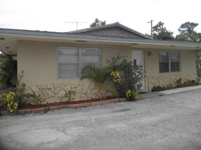 Palm Springs Multi Family Home Contingent: 3863 Park Lane #3863
