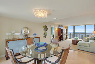Singer Island Rental For Rent: 3000 Ocean Drive #23-C