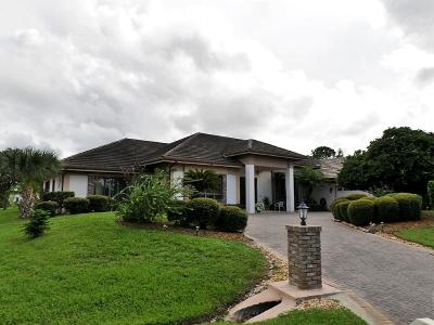 Port Saint Lucie Single Family Home For Sale: 2612 SE Emmett Road Road