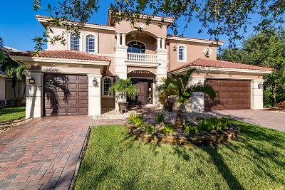 Royal Palm Beach Single Family Home Contingent: 809 Edgebrook Lane