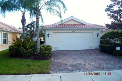 Wellington Single Family Home For Sale: 8166 Quito Place
