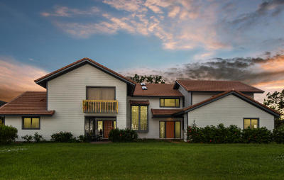 Stuart Single Family Home For Sale: 3992 SE Fairway W