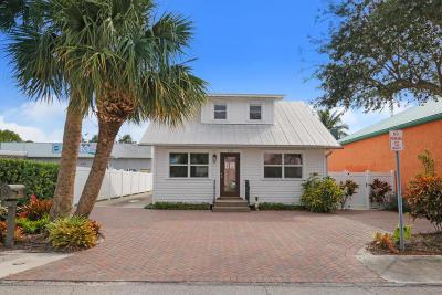 Stuart Single Family Home For Sale: 313 SW Albany Avenue