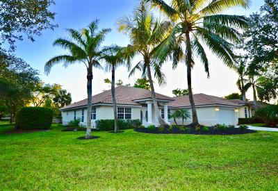 Palm Beach Gardens Single Family Home For Sale: 12 Bentwood Road