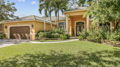 Boynton Beach Single Family Home For Sale: 12633 Oak Run Court