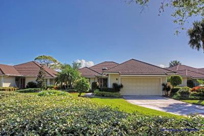 Stuart Single Family Home For Sale: 7074 SE Winged Foot Drive
