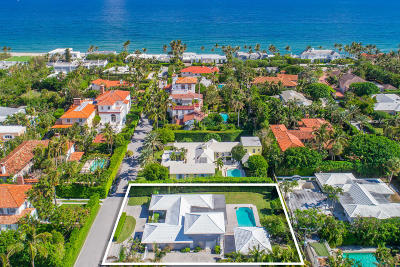 Palm Beach Single Family Home For Sale: 140 Kings Road