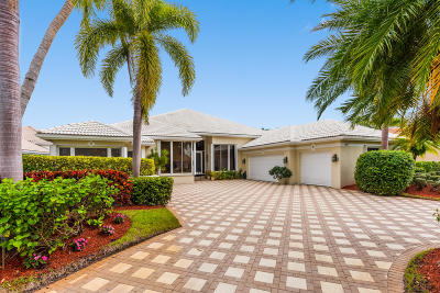 Wellington Single Family Home For Sale: 4410 James Estate Court