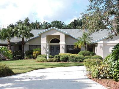 Port Saint Lucie Single Family Home For Sale: 551 SE Norsemen Drive