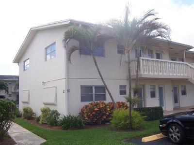 Boynton Beach Condo For Sale: 2152 NE 1st Way #201