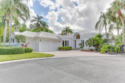 Boynton Beach Single Family Home For Sale: 2 Sutton Drive
