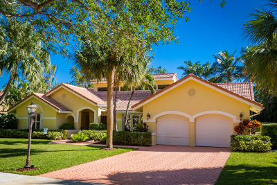 Delray Beach Single Family Home For Sale: 2325 Rabbit Hollowe Circle