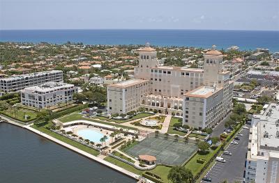Palm Beach Condo For Sale: 150 Bradley Place #203