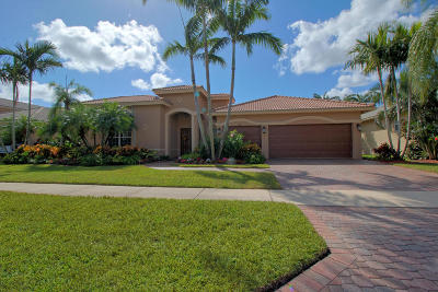Royal Palm Beach Single Family Home For Sale: 1803 Waldorf Drive