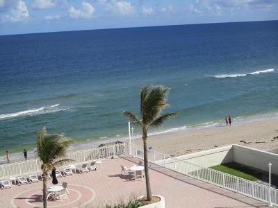 Palm Beach Condo For Sale: 3456 S Ocean Boulevard #506