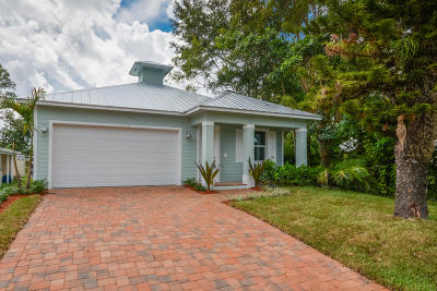 Palm City Single Family Home For Sale: 1006 SW 34th Terrace