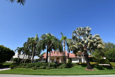 Boynton Beach Single Family Home Contingent: 3592 Chinaberry Terrace