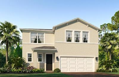 Lake Worth Single Family Home For Sale: 4083 Tomoka Drive