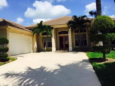 Hobe Sound Single Family Home For Sale: 8519 SE Sabal Street