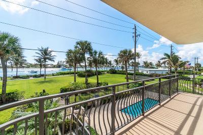 Palm Beach Shores Condo For Sale: 314 Inlet Way #102
