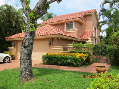 Deerfield Beach Single Family Home For Sale: 3875 NW 7th Place