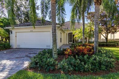 Wellington Single Family Home For Sale: 8010 Inagua Lane