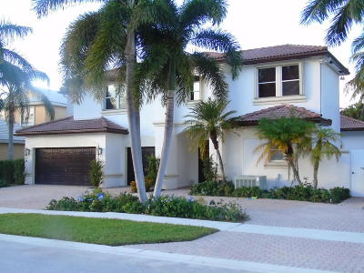 Boca Raton Single Family Home For Sale: 18715 Ocean Mist Drive