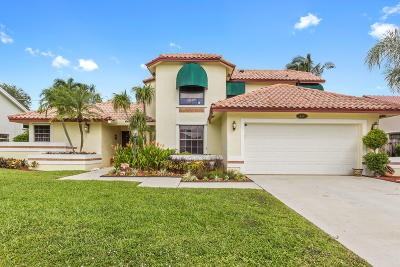 Boca Raton Single Family Home For Sale: 417 Mohawk Lane