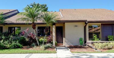 Boca Raton Single Family Home For Sale: 8381 Boca Glades Boulevard E #147