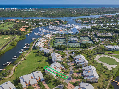 Jupiter Condo For Sale: 1602 Captains Way