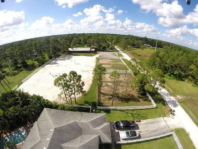Acerage, Acreage, Acreage & Unrec, Acreage& Unrec, Acreage&unrec, Acreage, Loxahatchee, Acreage/Royal Ascott, Areage, Loxahatchee, Loxahatchee/Acreage, Royal Ascot Estates, Royal Palm Beach Acreage, The Acreage, The Acreage/Loxaha, Acarage Single Family Home For Sale: 14538 76th Road
