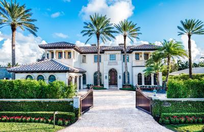 Royal Palm Yacht, Royal Palm Yacht & Cc, Royal Palm Yacht & Country Club, Royal Palm Yacht And Country Club Single Family Home For Sale: 450 S Maya Palm Drive