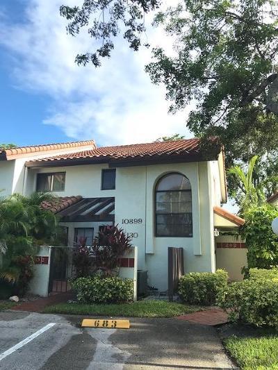 Boynton Beach Condo For Sale: 10899 Palm Lake Avenue #202