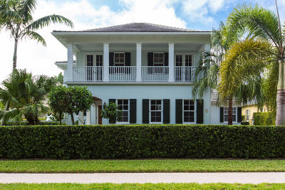 Indian River Shores Single Family Home For Sale: 261 Palm Island Lane
