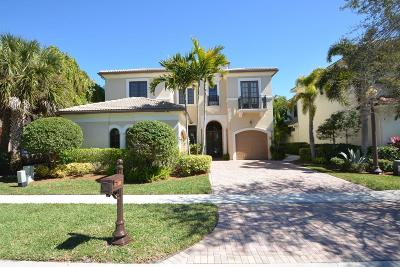 Boca Raton Single Family Home For Sale: 17882 Lake Azure Way