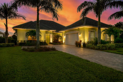 Indian River Shores Single Family Home For Sale: 1209 Isla Verde Square