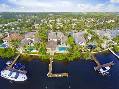 North Palm Beach Single Family Home For Sale: 780 Harbour Isle Court