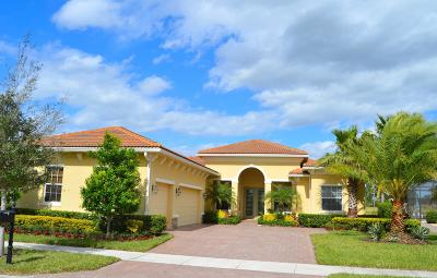 Port Saint Lucie Single Family Home Contingent: 10024 SW Nuova Way