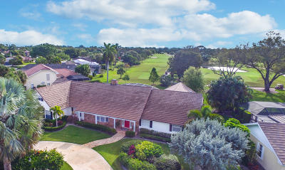 Atlantis Single Family Home Contingent: 537 Muirfield Drive