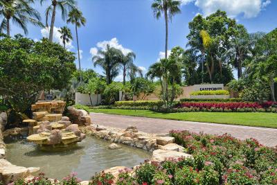 Palm Beach Gardens FL Single Family Home For Sale: $315,000