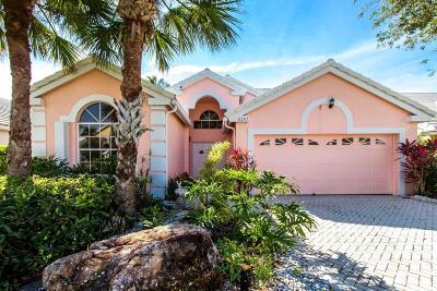 boynton beach Single Family Home For Sale: 8247 Horseshoe Bay Road