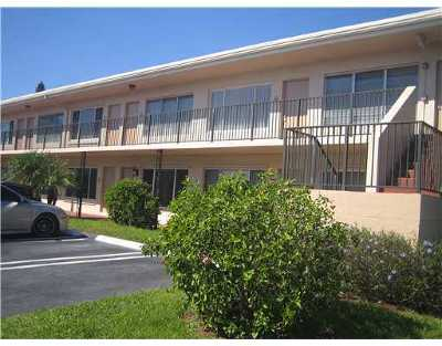 Boynton Beach Rental For Rent: 2309 S Federal Highway #15 S