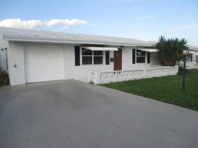Leisureville Single Family Home For Sale: 2391 SW 13 Terrace