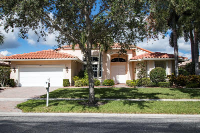 Boynton Beach Single Family Home For Sale: 5419 Landon Circle