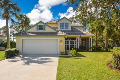 Stuart Single Family Home For Sale: 6666 SE SEven Oaks Lane