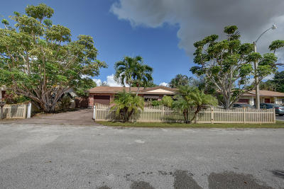 Fort Lauderdale Single Family Home For Sale: 3131 NW 68th Court