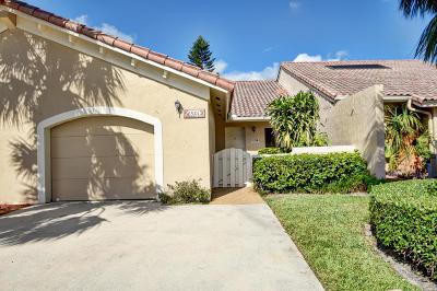Boca Raton Single Family Home For Sale: 6901 Barbarossa Street