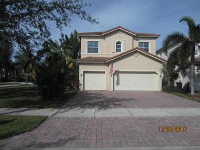 Portofino Shores Single Family Home For Sale: 5746 Sterling Lake Drive