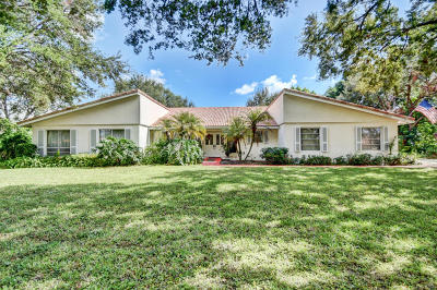Boca Raton Single Family Home For Sale: 17808 Boniello Drive