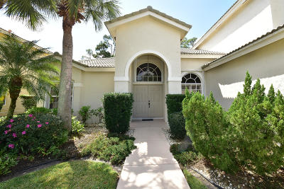 Wellington Single Family Home For Sale: 15466 Whispering Willow Drive